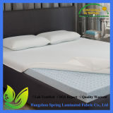 Smooth 100% Waterproof Hypoallergenic Mattress Protector with 15-Year Warranty