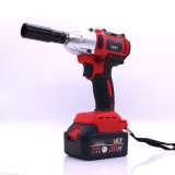 Powerful Electric Torque Impact Wrench, Rechargeable Wrench