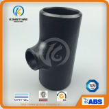 CS Reducing Tee Pipe Fittings Steel Tee to ASME B16.9 (KT0085)