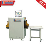 Hotel Shopping Mall Embassy Using X-ray Machine for Baggage Checking (SA5030C)