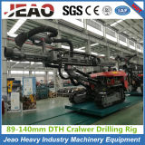 89-140mm 30m Depth Hydraulic DTH Crawler Rock Blasting Drilling Rig