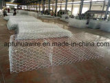 Factory Supply Galvanized Square Welded Gabion Box, Caged Wall Stone