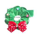 Ribbon Girls Hair Bow Clip Hair Clips