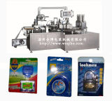 Fully Automatic Papercard Plastic Sealing Packing Machine for Razor/Toothbrush/Toys