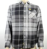 Inventory on Hand Stock Casual Shirt with Low MOQ