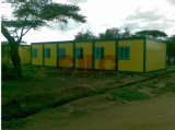 Light Steel House in Africa Project (CILC)