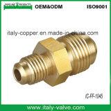 Lower Price C37700 Brass Straight Male Flare Union