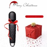 Personal Massager Premium 2018 - Therapeutic Cordless Personal Wand Massager Kit for Sore Back, Foot, Body Muscle Aches with 8 Powerful Speeds, 20 Vibration Pat