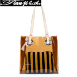 Big Size PU Fashion Lady Handbag High Quality Ladies Handbags New Designer Jelly Bag