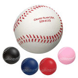 Wholesale Toys Promotional Stress Baseball Shape Stress Reliever