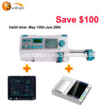 Sunbright Cheap Electric Medical Syringe Pump with Alarm Function