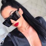 Wholesale New Personality Oversized Square Sunscreen Sunglasses Women Shades Sunglasses