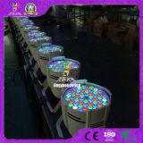 54X3w RGBW Stage DJ Best Price LED PAR64 Light