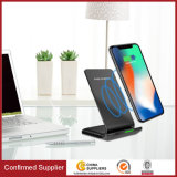 New Qi Standard Mobile Phone Wireless Charger for Samsung iPhone X