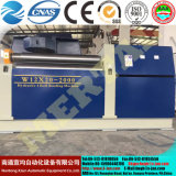 CNC Hydraulic Rolling Machine Metal Rolling Machine Plate Roller Steel Plate Sheet Roll Bend Bending Machinery