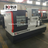 Ck6140 Horizontal China CNC Lathe Machine Tools with Optional Power Turret