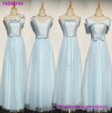 Changeable Collar Design Sexy Weddings Party Bridesmaid Dresses