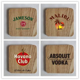 Creative Craft Vintage Wood Cup Mat/Coaster, Table Mat