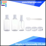 7 PCS Travel Kit Use Pet Cosmetic Packaging Bottle Set