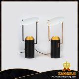 Decorative Indoor Modern Design LED Desk Lamp (RST9059BK)
