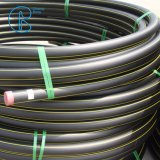 SDR11 Plastic Buried HDPE Pipe for Natural Gas