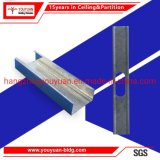 Galvanized Metal Profile Gypsum Partition Light Steel Keel Drywall Stud and Track Frame Wall