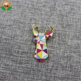 Factory Wholesale Price Paint Enamel Christmas Gift Metal Lapel Pin