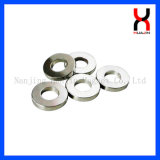 Ring Shaped NdFeB Magnet Strong Neodymium Magnet Rings