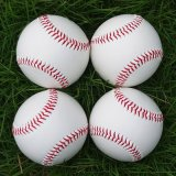Factory Supplies High-Quality Leather Baseballs Suitable for Beginners′ Training