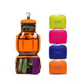 Fashion Hanging Foldable Makeup Cosmetic Bag Travel Organizer Toilet Bag