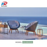 Hot Sale Modern Dining Furniture Garden Patio Outdoor Rattan Leisure Beach Chair Factory