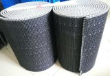 Modular Belt with Rubber for Material Transfering Conveyor