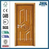 Thailand Cheap Interior Commercial Plywood Melamine Moulded Door