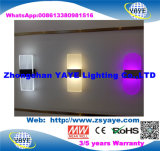 Yaye 18 Hot Sell Newest Design Competitive Price COB 6W LED Wall Light Lamp for Indoor Using