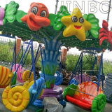Small Swing Flying Chair Used Amusement Ride for Sale