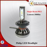 9012 Singel Beam Philip LED Headlight