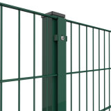 New Year Discount Powder Coated Galvanized Double Twin Mesh Fence