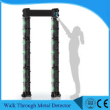 Portable 24 Zones Walk Through Metal Detector Um700