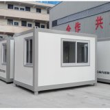 Xiangxin 2019 Newest Design Flat Pack Container House Modular Container Office