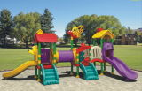 Kaiqi Small Plastic Series Children′s Playground (KQ8184A)