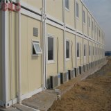 High Quality Steel Structure Prefabricated Office Container House