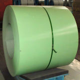 Coated Surface with Prepainted Galvanized Coil for Ral6027