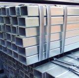 40X60 Galvanized Rectangular Steel Gi Square Pipe Size Specification / 2 Inch Pre Galvanized Steel Pipe Price