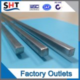 AISI 304 Cold Rolled Polished Bright Stainless Steel Square Bar