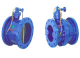 Micro Resistance Slow Shut Butterfly Clapper Check Valve (HH46X/H) with Buffer Damper Non Return