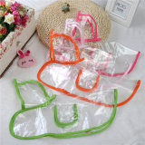 Quality Dog Clothes PVC Transparent Non-Toxic Pet Raincoat