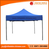 2017 New Blue Color Advertising Folding Beach Tent (Tent 2-001)
