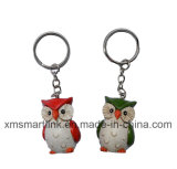 Figurine Owl Key Chain Gifts