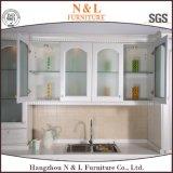 PVC Finish Home Furniture Wooden Kitchen Furniture