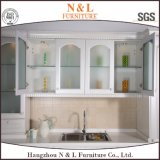 PVC Home Furniture Custom Made Wooden Kitchen Furniture